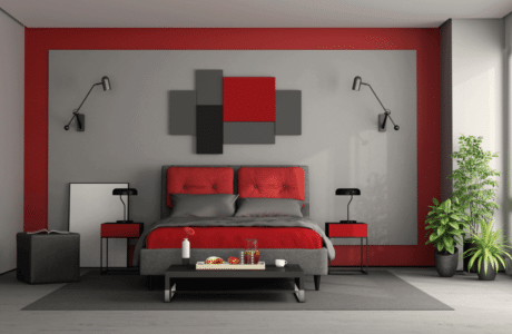 nowoczesna sypialnia jak urządzić