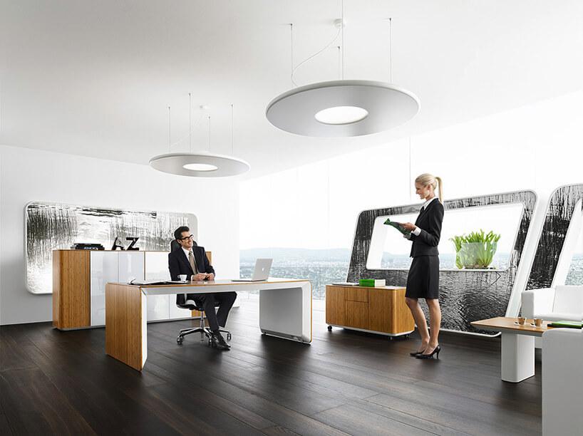 nowoczesny wygląd biura