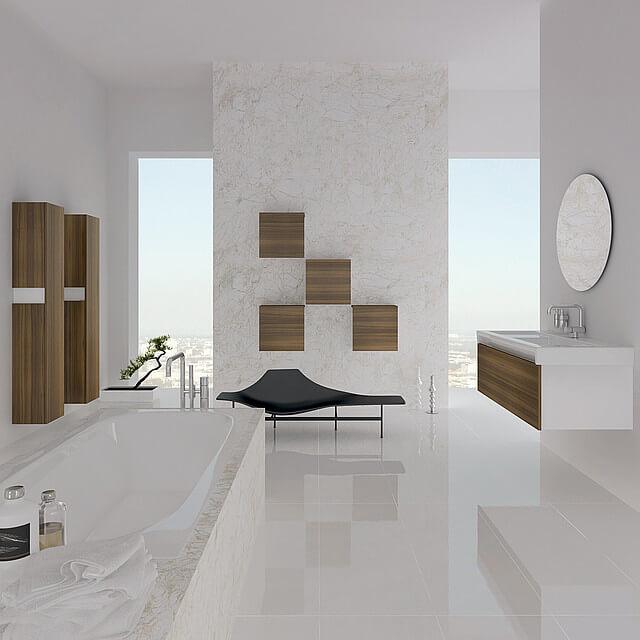 nowoczesny salon kąpielowy