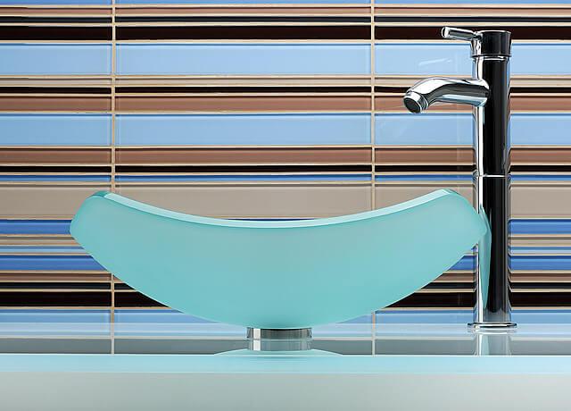 umywalka wkształcie mydła