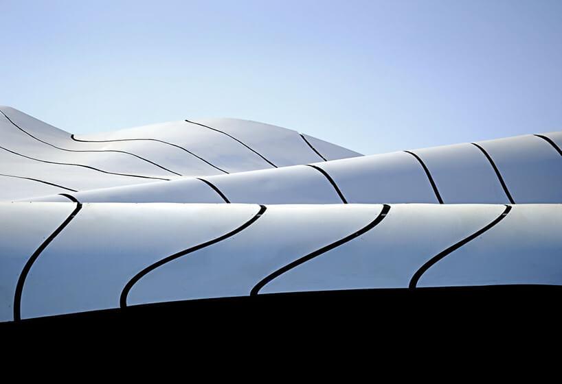 falista struktura dachu
