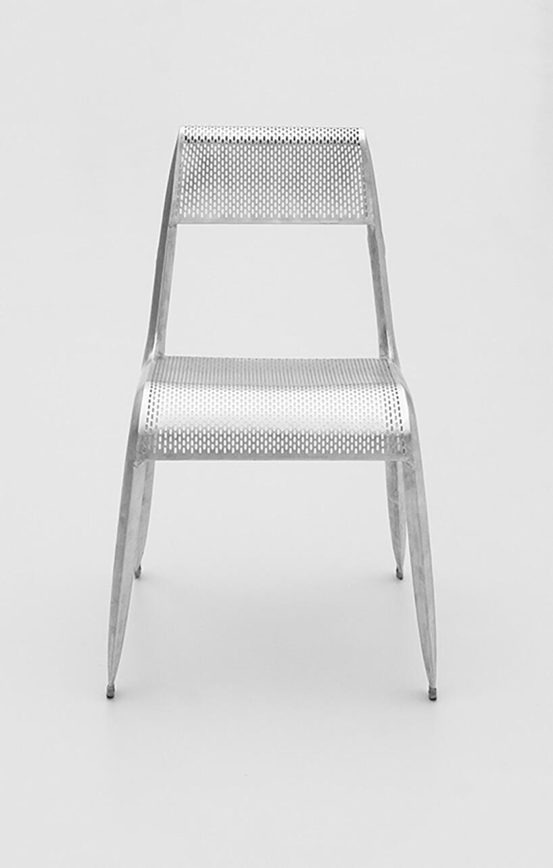 nowoczesne bardzo lekkie krzesło Ultraleggera od Studio Zieta