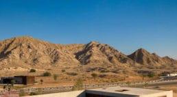 Hotel Al Faya Lodge na pustyni