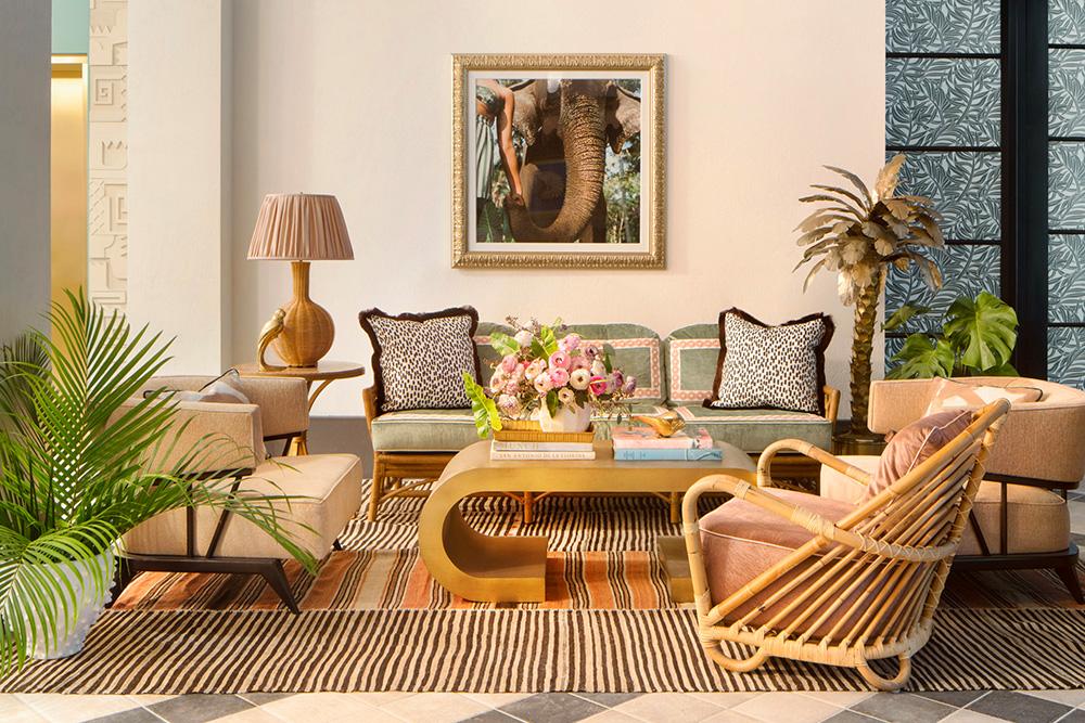 Hotel Pharrella Williamsa - zobacz wnętrze hotelu wMiami Beach