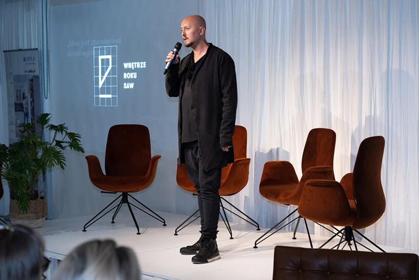 wystąpienie Pawła Sokoła podczas 16. edycji OKK! Design