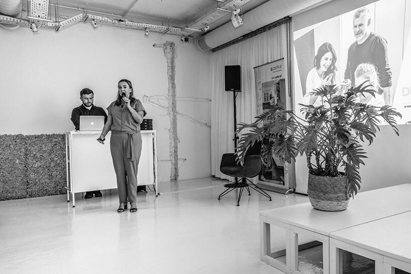 wystąpienie Anity Łopatki podczas 16. edycji OKK! Design
