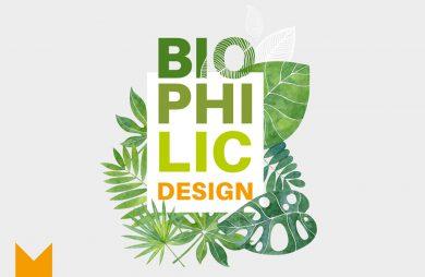 plakat 16. edycji OKK! design Biophilic Design