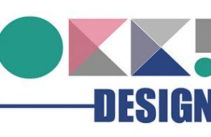 logo OKK! design
