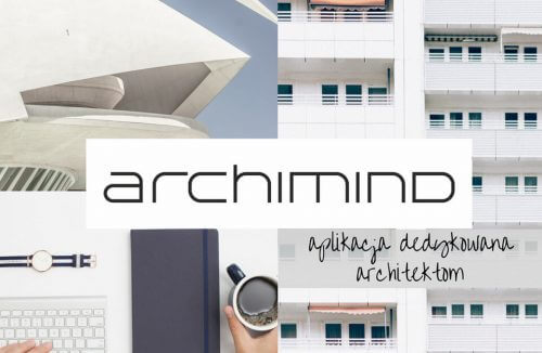 archimind - aplikacja dedykowana architektom