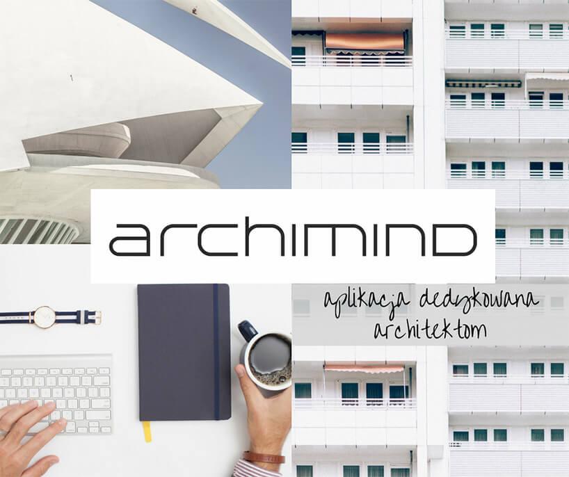 Aplikacja dla architektów Archimind