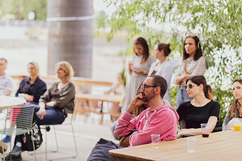 goście otwarcia Letniej Strefy Domoteki 2019 podczas prezentacji