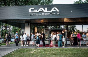 goście podczas otwarcia salonu Gala Collezione Warszawa