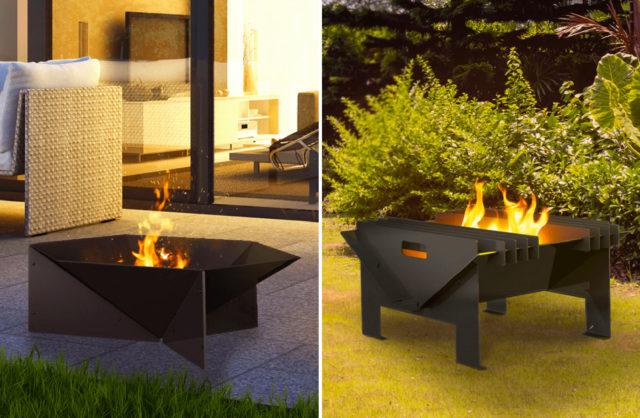 Przenośne ognisko czy grill? Wysoka jakość wykonania palenisk pozwala zabrać je ze sobą, Kratki
