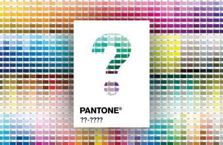 kolory pantone ze znakiem zapytania na 2018