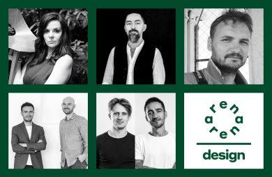 zestawienie wszystkich uczestników panelu MAGAZIF na arena design 2020