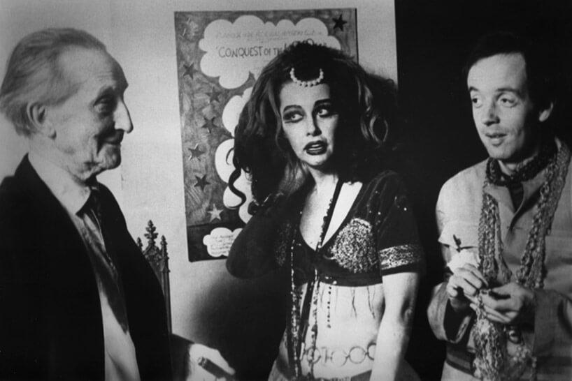 Ultra Violet zMarcelem Duchampem
