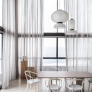 dwupoziomowy penthouse Mwaustralijskim Gold Coast projektu CJH Studio