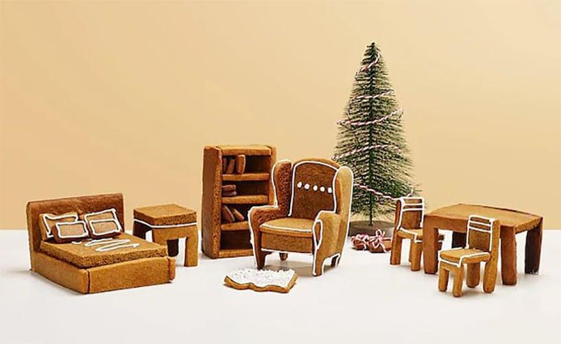 Wycinaj iwcinaj. Piernikowa kolekcja mebli IKEA na święta