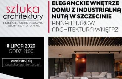 plakat webinarium sztuka architektury thurow