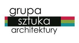logotyp grupa sztuka architektury