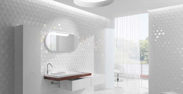 biała czysta łazienka