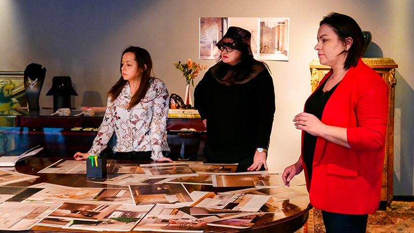 Płytki inspirowane modą: Ceramika Paradyż wtandemie zGosią Baczyńską