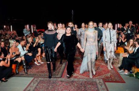 Płytki inspirowane modą: Ceramika Paradyż w tandemie z Gosią Baczyńską