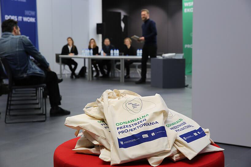 panel dyskusyjny na ECOmade 2017