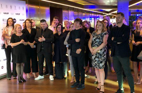 uczestnicy wystawy Polski Design Galerii Heban na Złotej 44