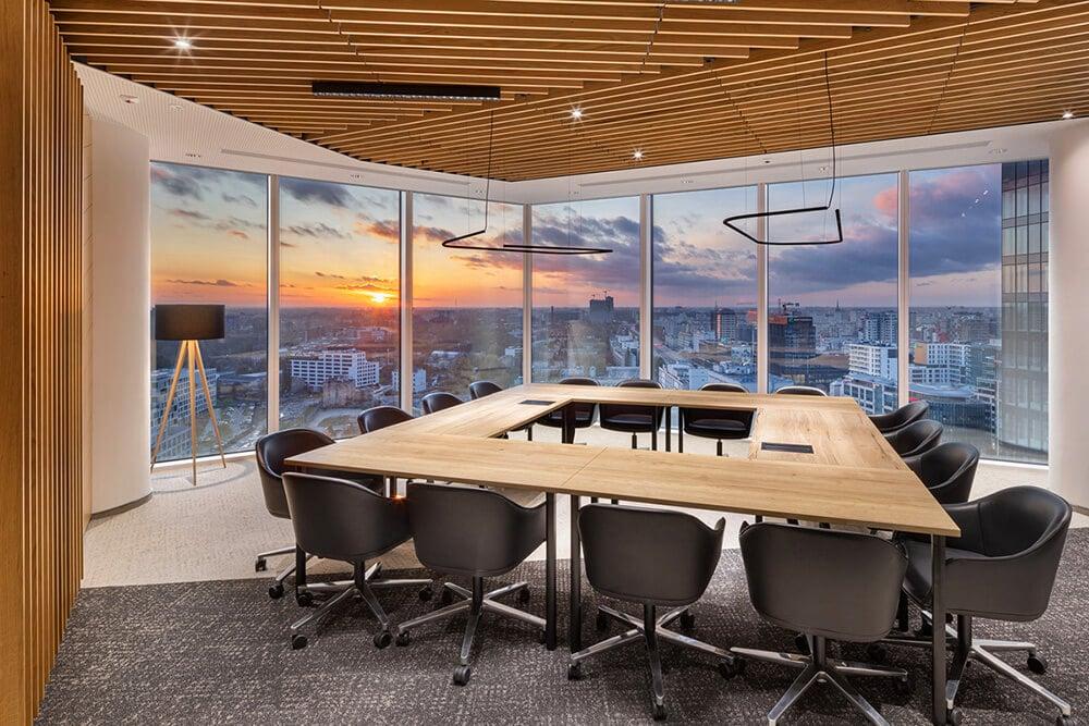 Ponadczasowe ifunkcjonalne biuro Oracle