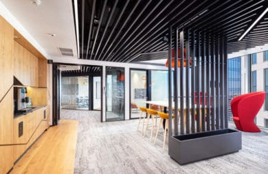 Ponadczasowe i funkcjonalne biuro Oracle