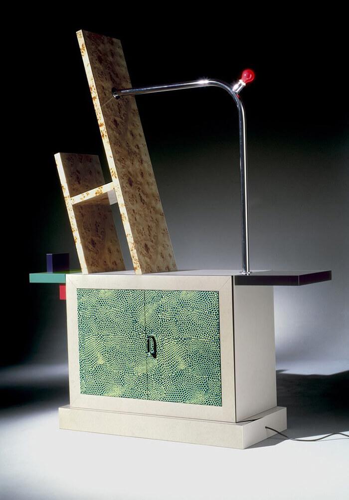 szafka złożona zinnych mebli
