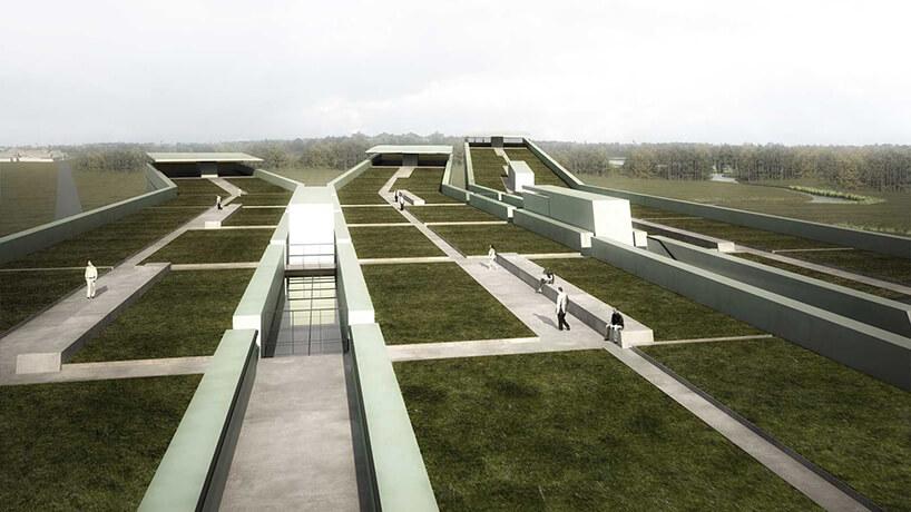 projekt dużego muzeum