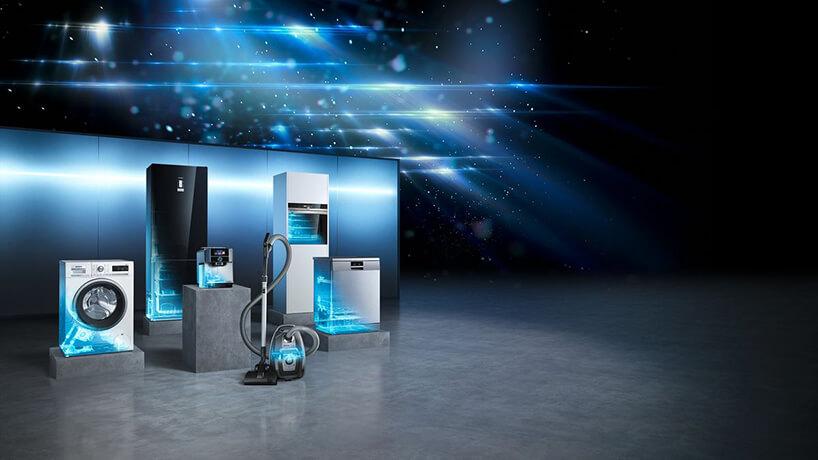 linia nowoczesnych urządzeń AGD od Siemens