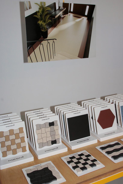 prezentacja kolekcji Modernizm od Ceramiki Paradyż