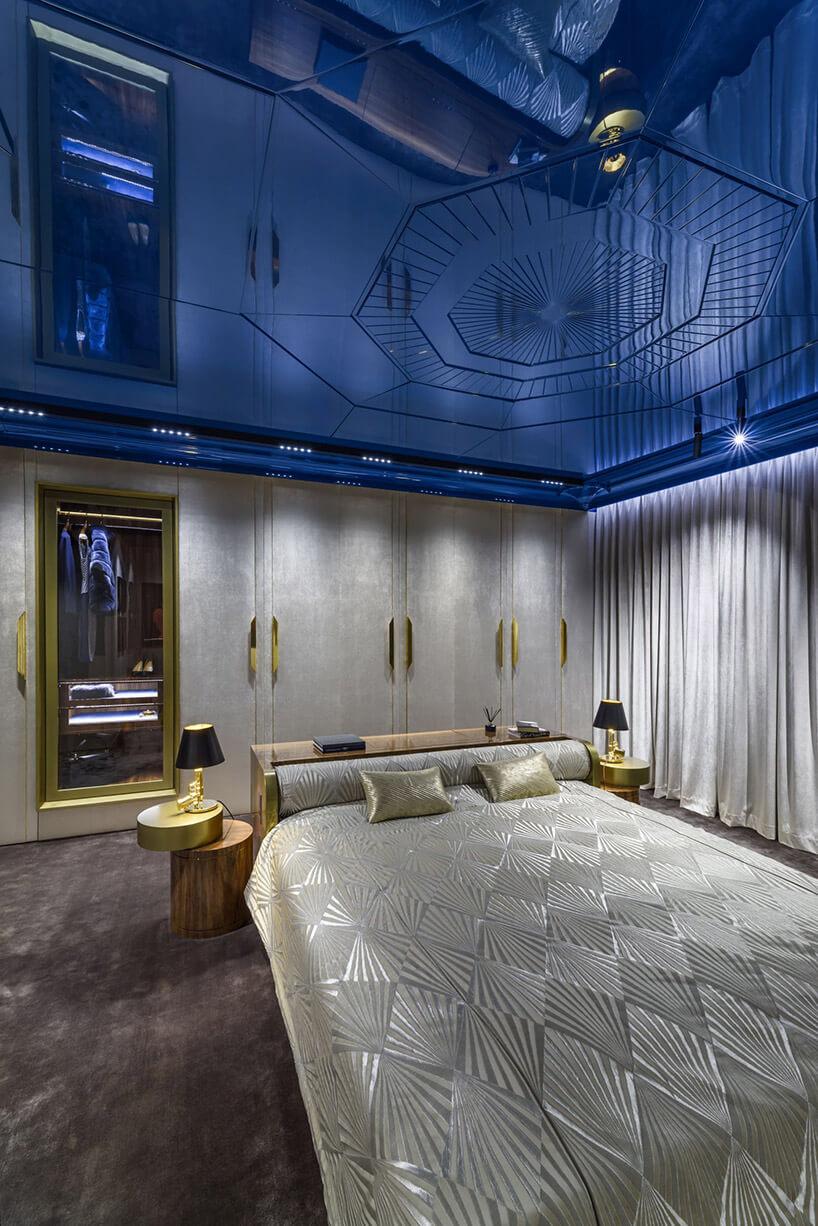 eleganka sypialnia