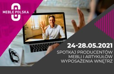 Program wydarzeń MEBLE POLSKA Edycja Specjalna