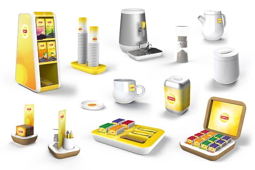 zestaw promocyjny Lipton - Unilever