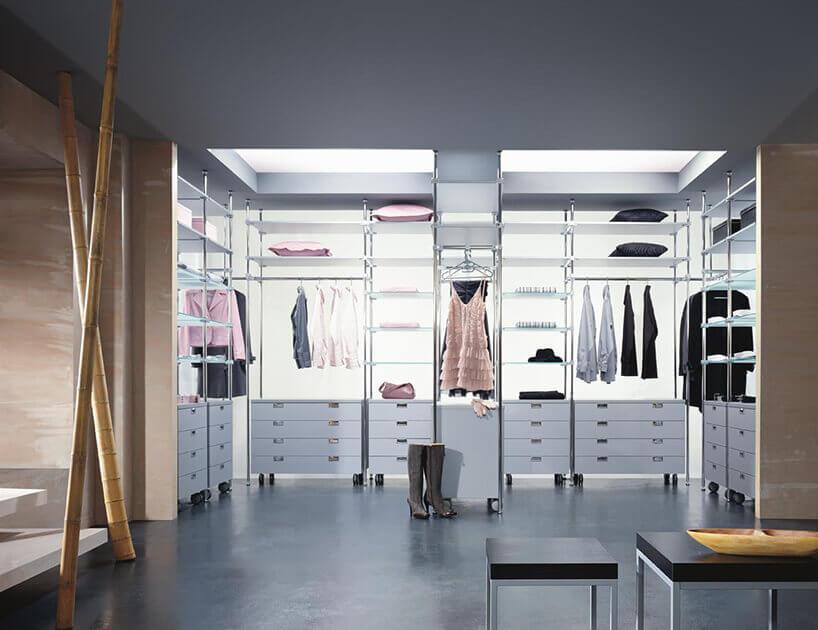 garderoba dla kobiet wjasnym stylu