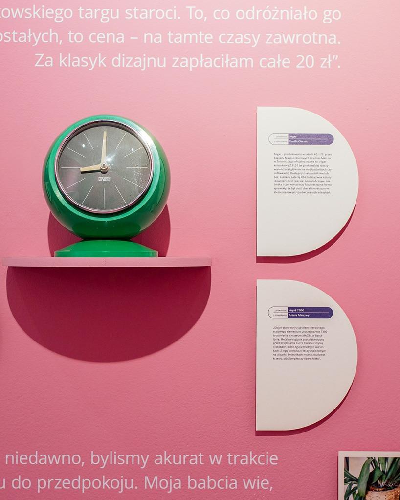 Przedmioty domowe wroli eksponatów: niecodzienna wystawa wInstytucie Dizajnu