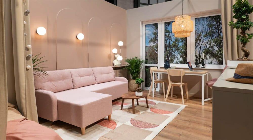 Przepis na kawalerkę: jak urządzić małe mieszkanie?