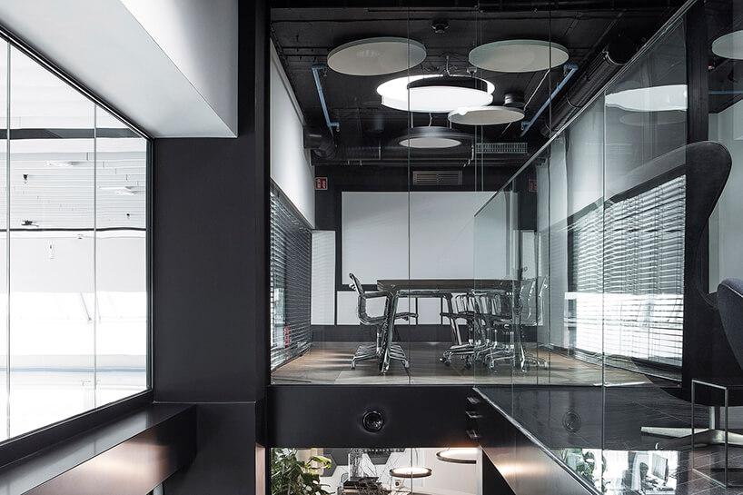 przestrzeń biurowa sala konferencyjna Dom Zdrojowy wSopocie