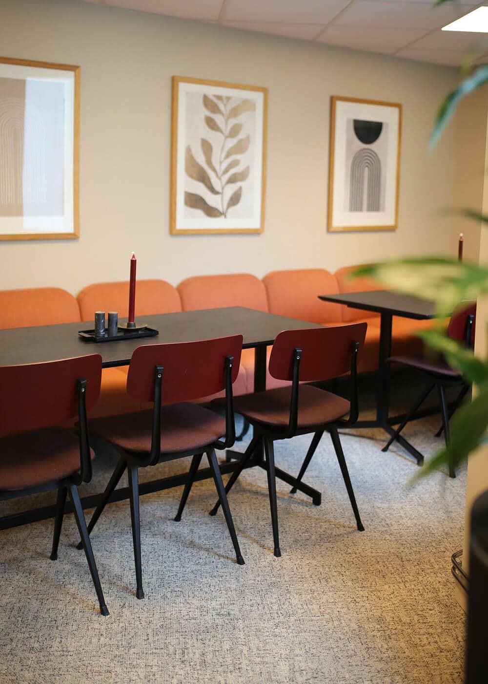 Przytulnie jak wdomu: biuro Castellum wSzwecji