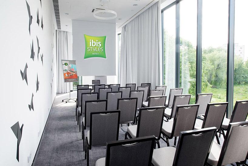Ptasie Radio hotel Ibis Białystok