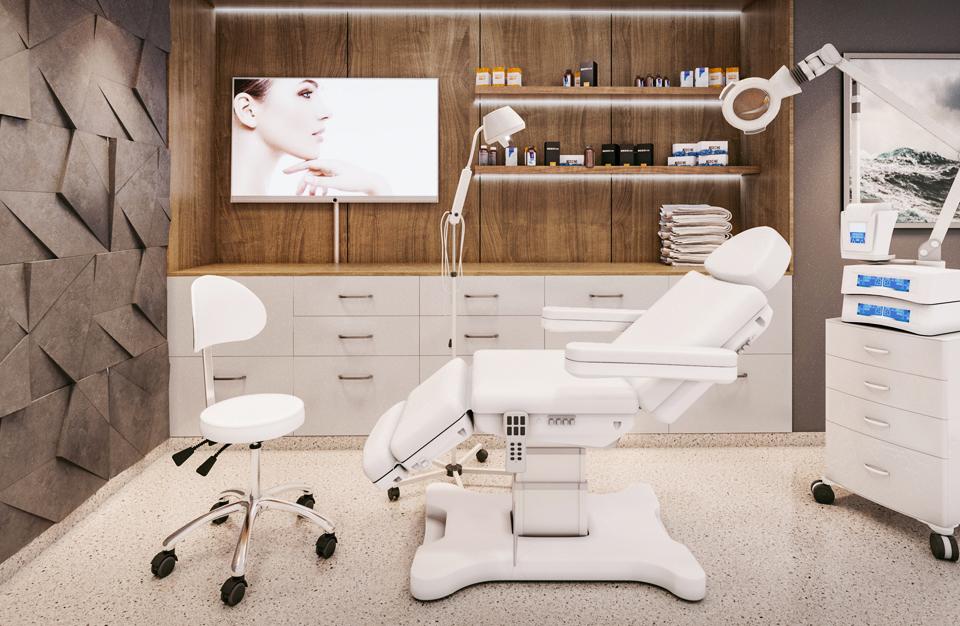 Wystrój Salonu Kosmetycznego Zainspiruj Się Z Magazif