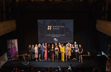 scena z nagrodzonymi w konkursie #hastagi roku See Bloggers 2019
