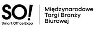 logotyp SO! Smart Office Expo partnera MAGAZIF