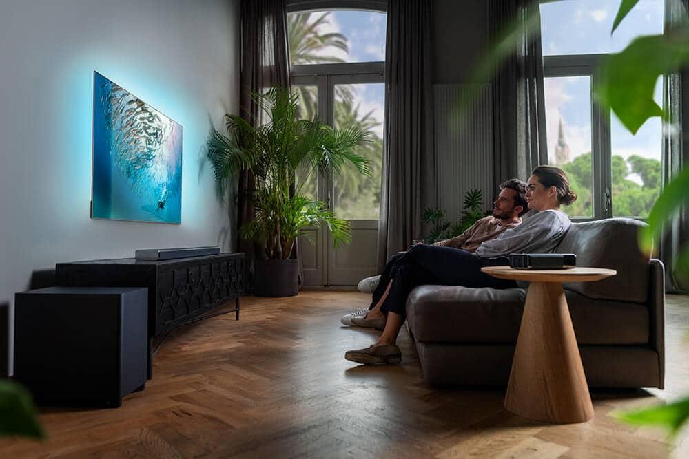 Soundbary Philips Fidelio – elegancja wwersji premium