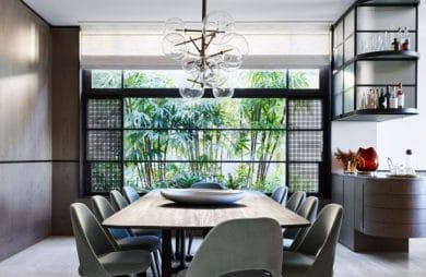 spektakularny dom w Bellevue Hill w Sydney projektu Decus Interiors