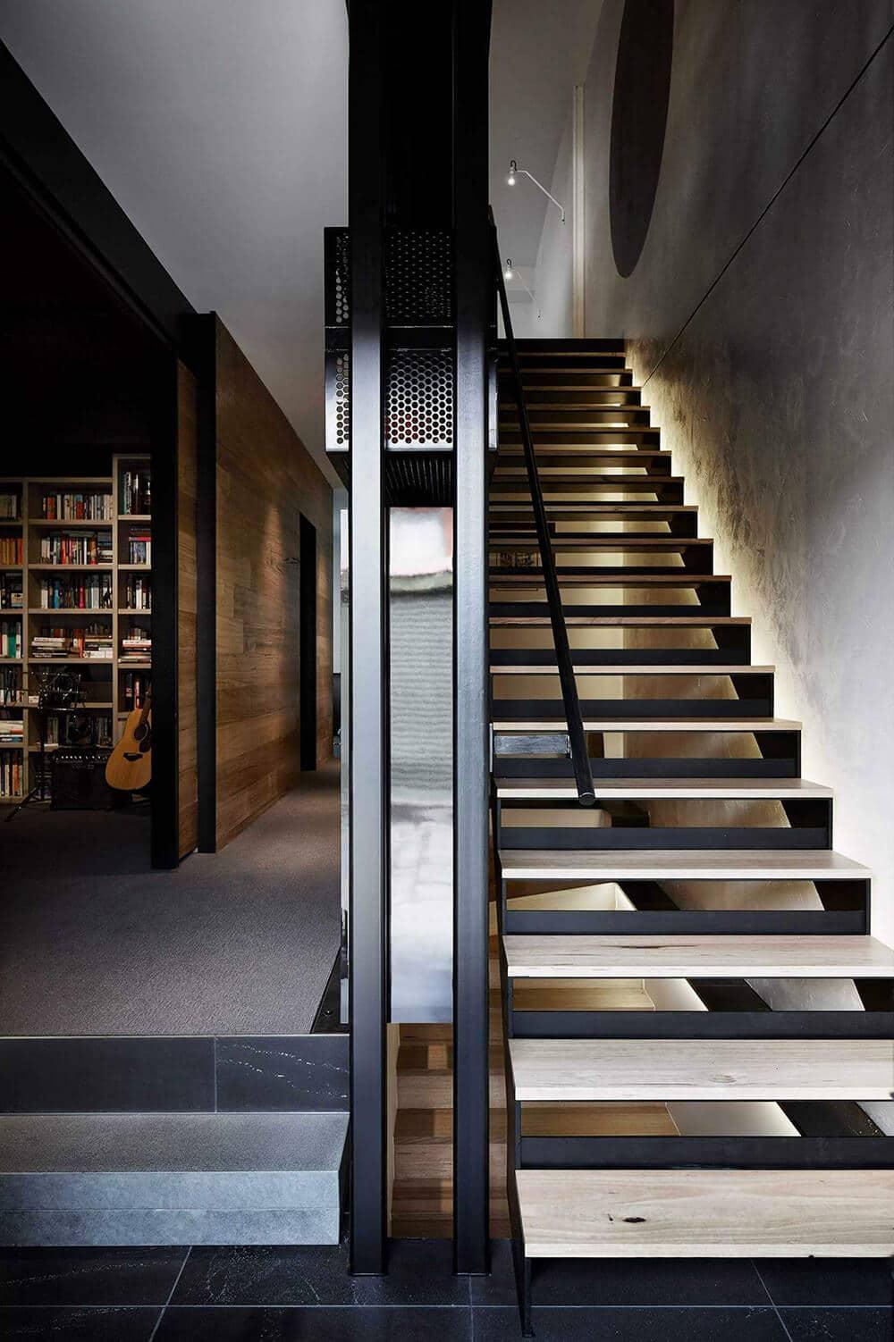 Przepis na wąskie mieszkanie: apartament wMelbournePrzepis na wąskie mieszkanie: apartament wMelbourne